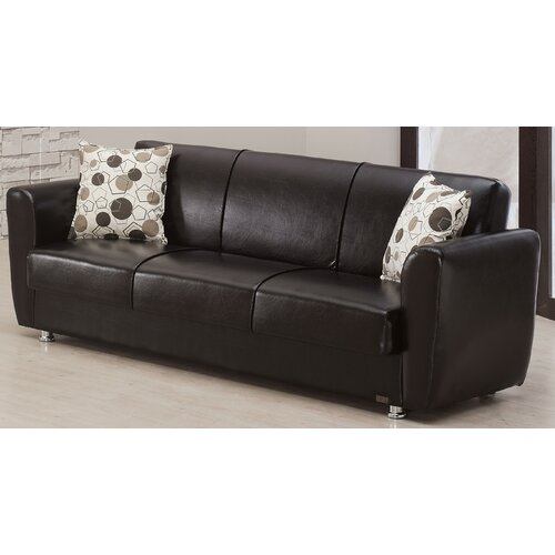 Beyan Signature Queens Convertible Sofa