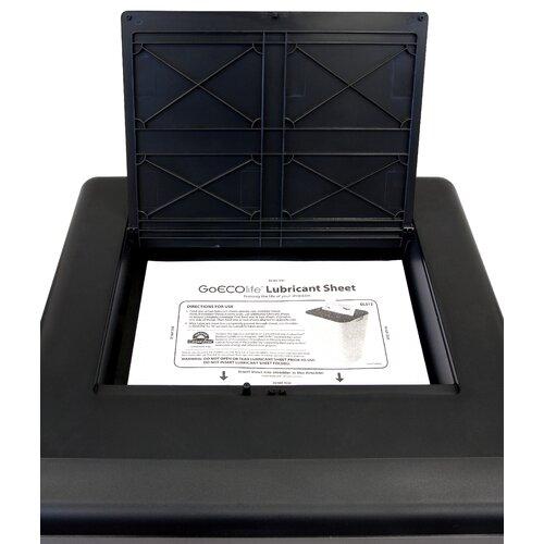 GoECOlife Platinum Edition 22 Sheet Micro-Cut Shredder
