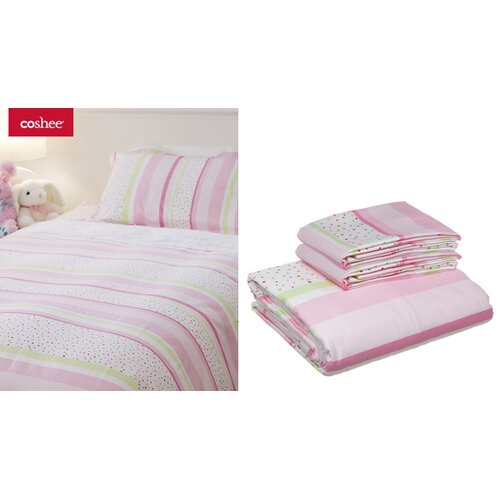 Coshee Ecosleep Annika 3 Piece Full Duvet Set