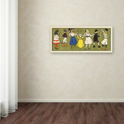 'Children's Panel - Girls' Canvas Art