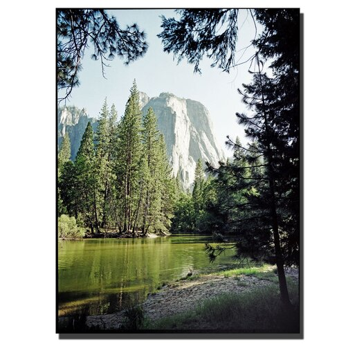 'Yosemite IV' by Preston Photographic Print on Canvas