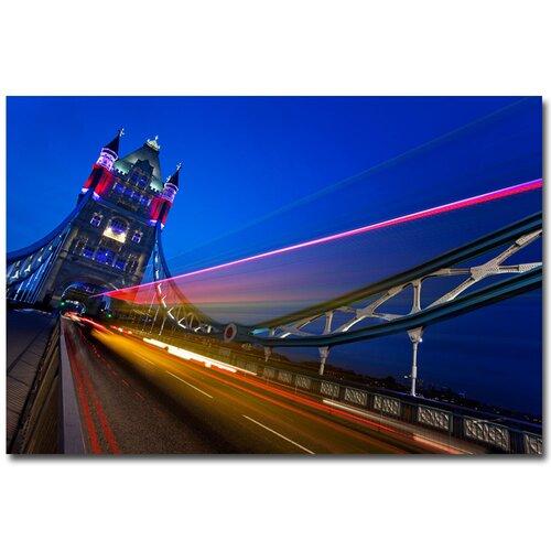 'London, Big Ben' by Pierre Leclerc Photographic Print on Canvas