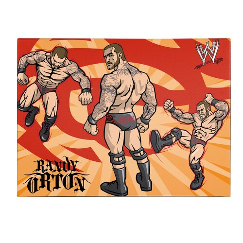 WWE Randy Orton Kids Canvas Art