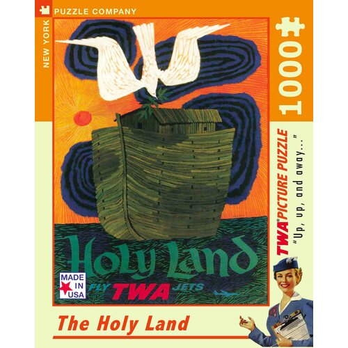 Holy Land 1000-Piece Puzzle
