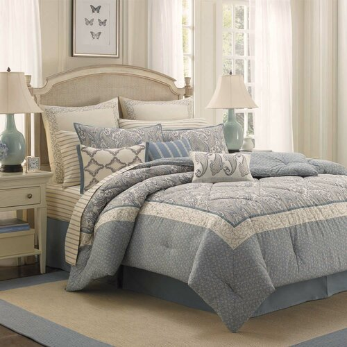 Laura Ashley Home Whitfield Comforter Set Amp Reviews Wayfair