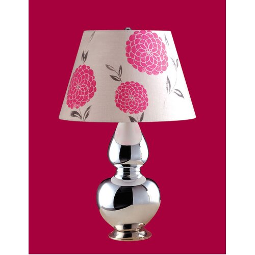 Laura Ashley Home Beatrice Table Lamp with Erin Shade
