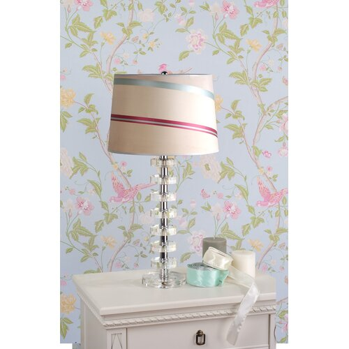 Laura Ashley Home Brussels Table Lamp with Juliette Shade