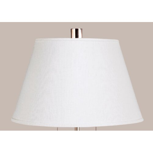 """Laura Ashley Home Darcy 27.75"""" H Table Lamp with Empire Shade"""