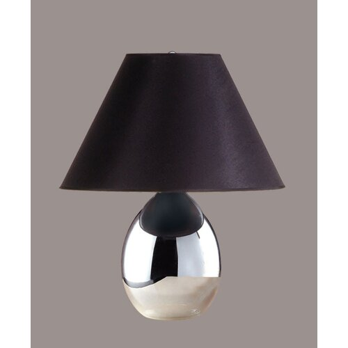 Laura Ashley Home Tierney Table Lamp with Charlotte Shade