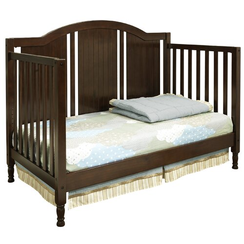 4-in-1 Convertible Crib