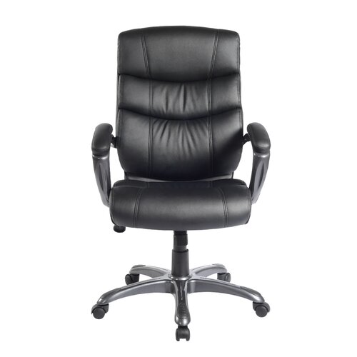 "Techni Mobili 'Decision-Maker"" High-Back Executive Chair"
