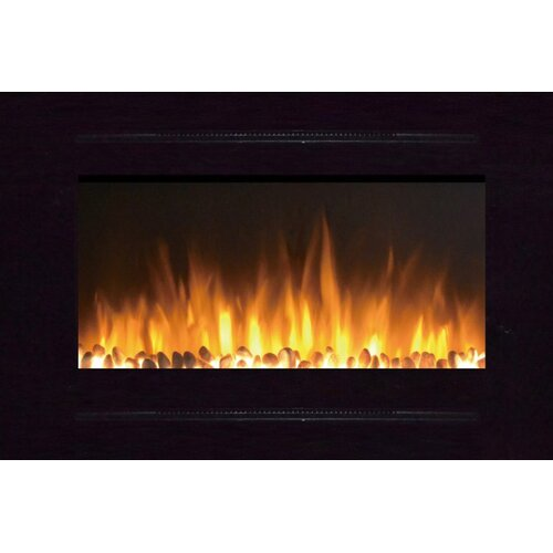 touchstone forte recessed electric fireplace reviews