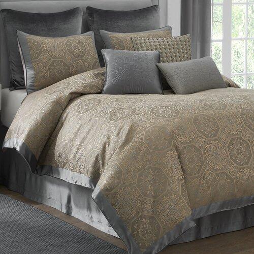 Bergamo 4 Piece Comforter Set