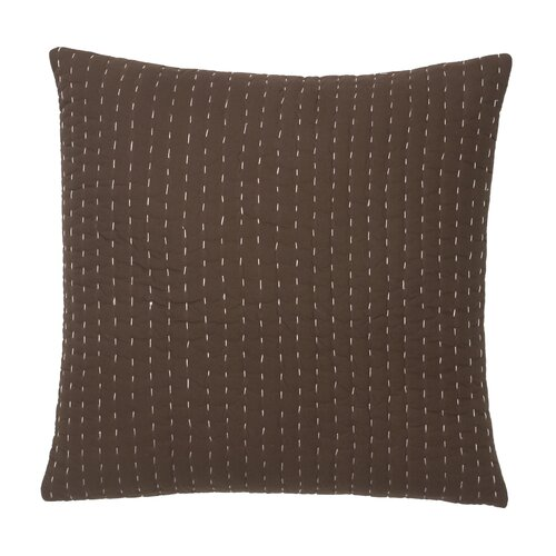 Modern Living Mill Valley Cotton Quilted Decorative Pillow