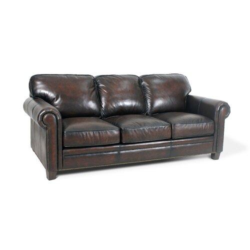 Hillsboro Leather Sofa