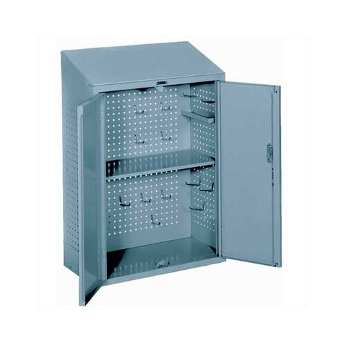 """Lyon Workspace Products Hanging Cabinet: 35"""" H x 24"""" W x 12"""" D"""