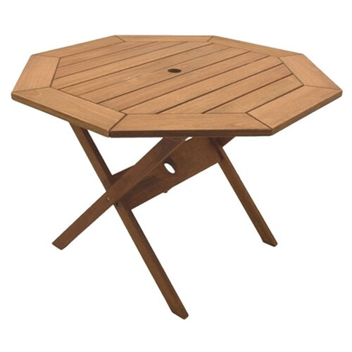 International Home Miami Amazonia Octogonal Dining Table