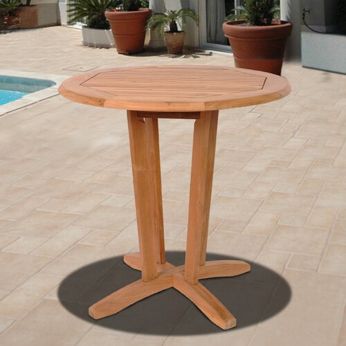 Amazonia Teak Idaho Dining Table