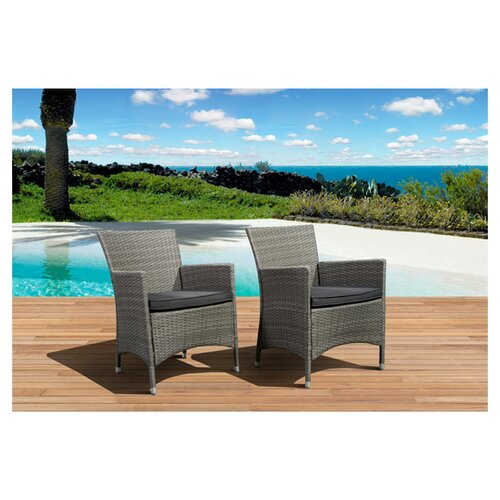 International Home Miami Atlantic Liberty Deluxe Armchair