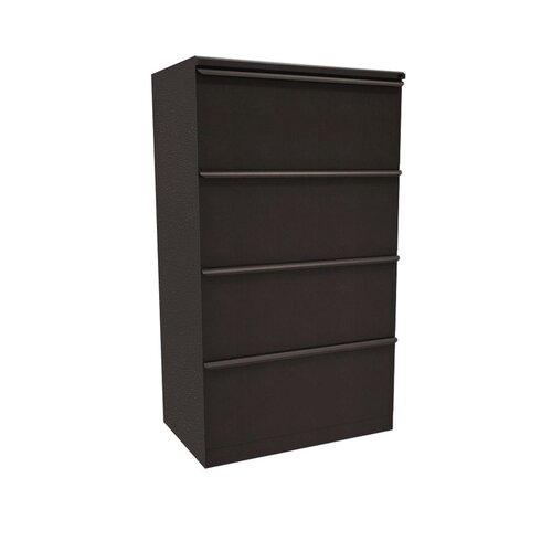 Marvel Office Furniture Zapf 4-Drawer  File