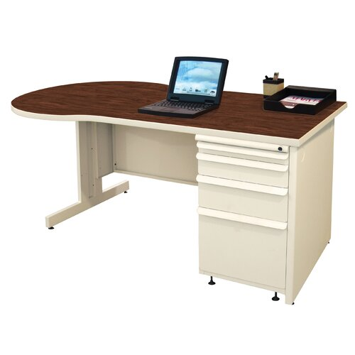 "Marvel Office Furniture Teachers 60"" Conference Desk"