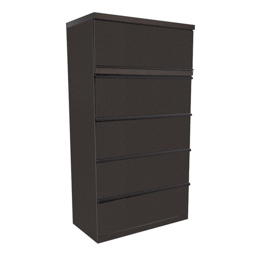 Marvel Office Furniture Zapf 5-Drawer  File