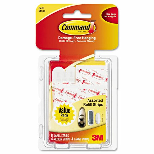 Command Refill Strips (16 Pack)