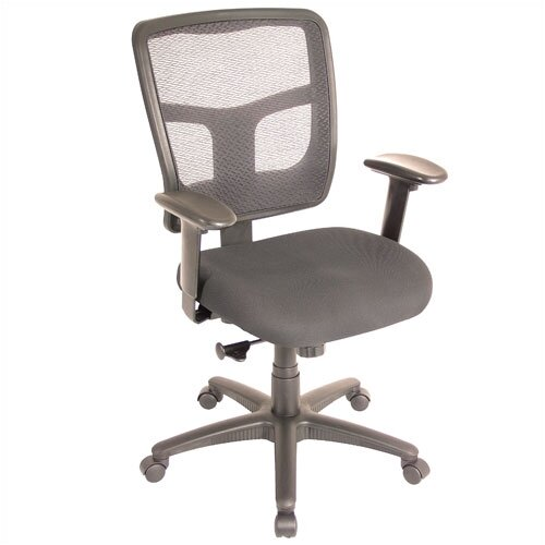 Storlie Ultra Mesh Managerial Mid-Back Office Chair