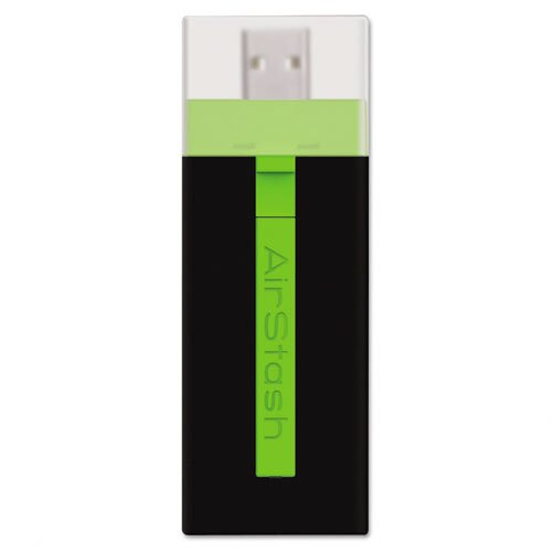 Airstash Wireless 16GB Flash Drive