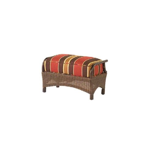 Whitecraft Chatham Run Ottoman with Cushion