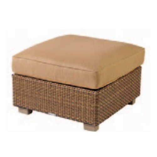 Whitecraft Sedona Ottoman with Cushion