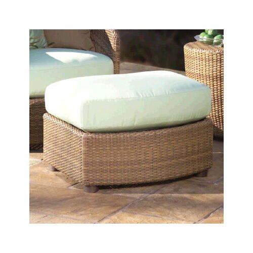 Whitecraft Oasis Half Ottoman with Cushion