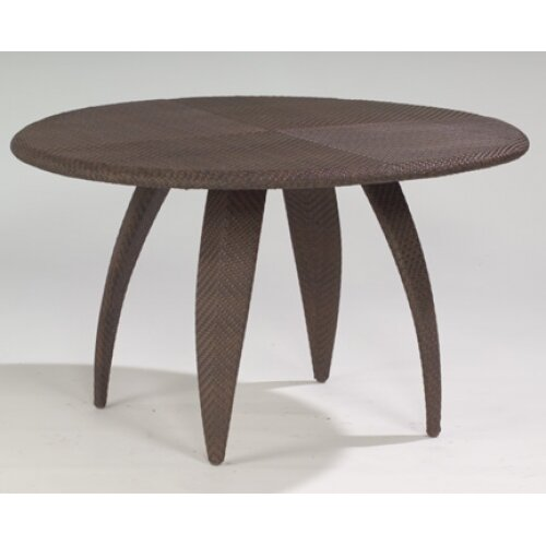 Whitecraft Bali Round Dining Table with Woven Top
