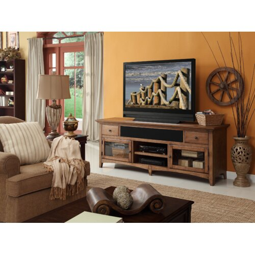 "Legends Furniture Vineyard 76"" TV Stand"