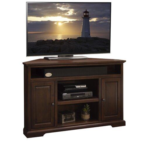 """Legends Furniture Brentwood 56"""" Corner TV Stand"""