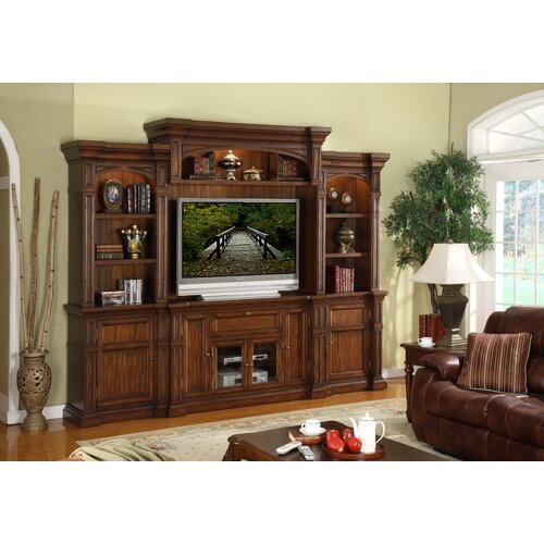 Legends Furniture Berkshire Left Bookcase / Audio Cabinet