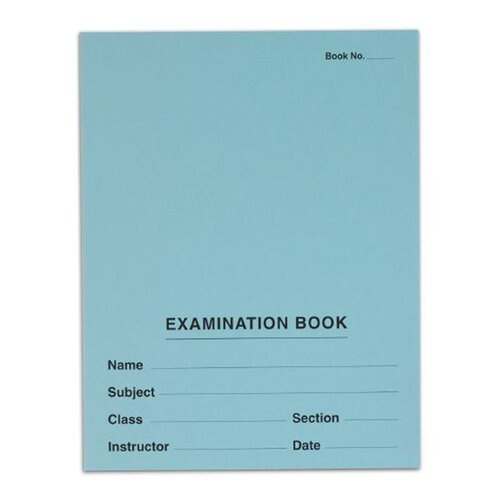 Tops Second Nature 8 Leaves Exam Book