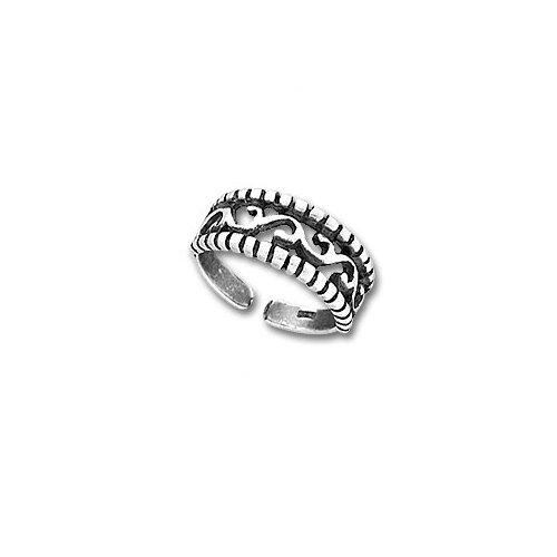 Sterling Essentials Sterling Silver Filigree Toe Ring