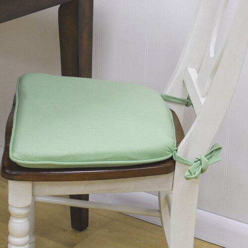 Carolina Cottage Tailor Made Napolean Style Chair Pad (Set of 2)