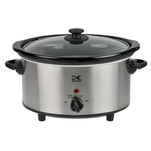 Oval Slow Cooker