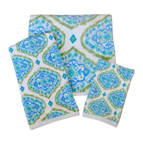 Tangiers Printed Bath Towel