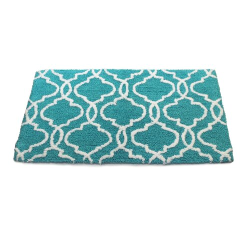 dena designs tangiers tufted bath rug reviews wayfair