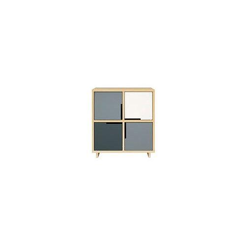 "Blu Dot Modu-licious # 3 31.5"" Storage Cabinet"