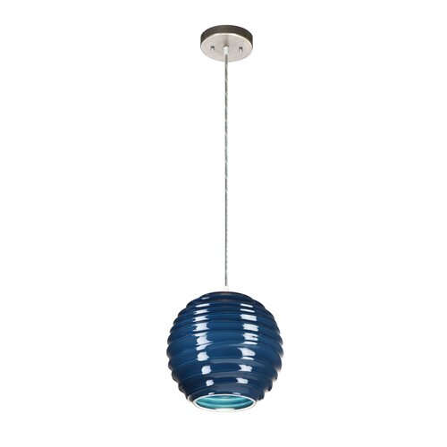 Spin Cloud 9 1 Light Pendant