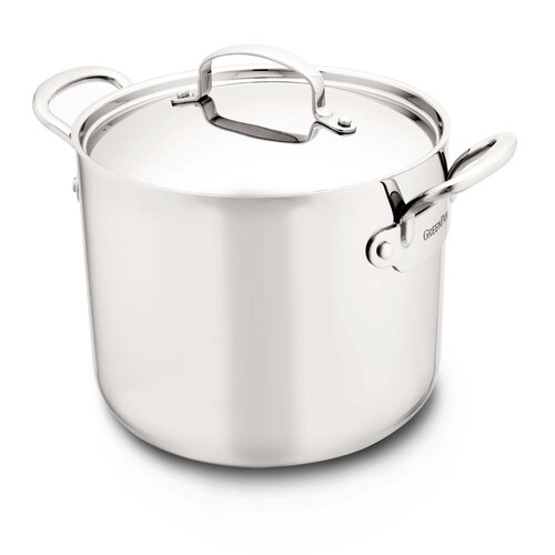 GreenPan Barcelona 8-qt. Stock Pot with Lid
