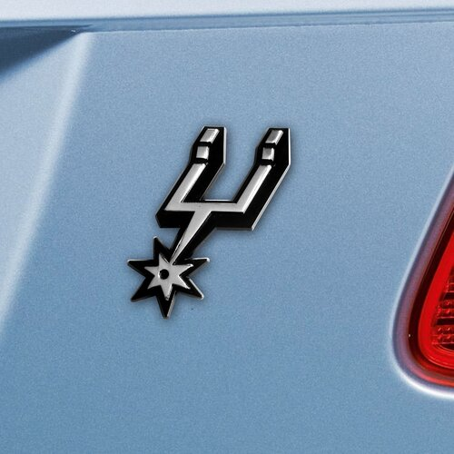 FANMATS NBA Car Emblem