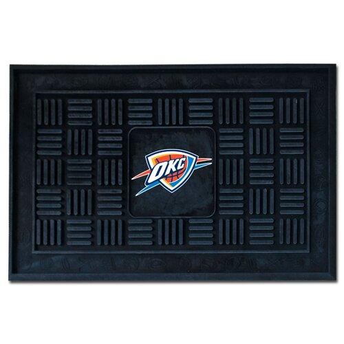 FANMATS NBA Medallion Doormat