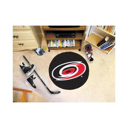 FANMATS NHL Novelty Hockey Puck Mat