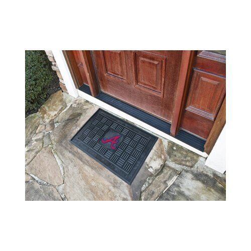 FANMATS MLB Medallion Doormat