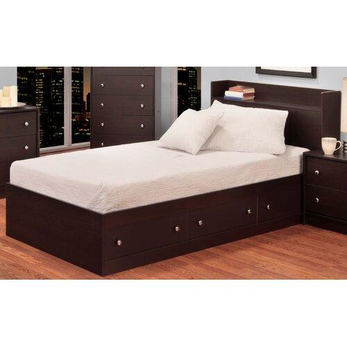 Espresso Laminate Bedroom Furniture